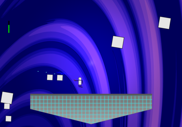 Screenshot of Kelvin 373 gameplay.