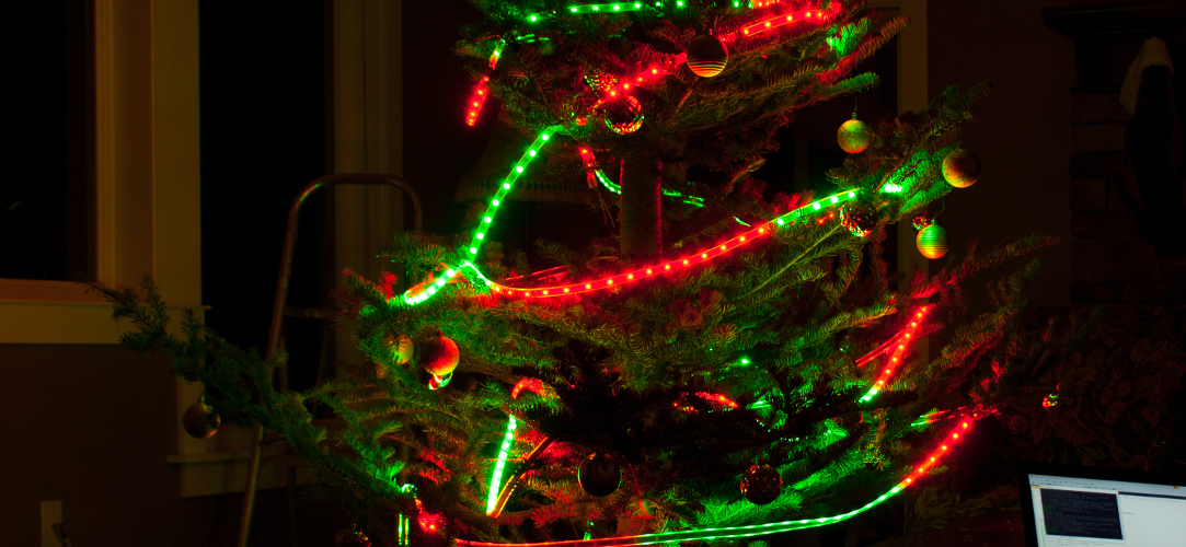 Picture of Internet Xmas Tree
